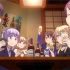 『 NEW GAME! 』 食事のクオリティ・アニメの食事