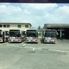 バス乗務員 朝の情景