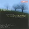ケクラン/サキソフォンとピアノの作品
