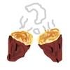 安納芋は、Unknownな魅力だぞ!アイスに安納芋の文字見ると気になる。
