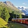 スイス鉄道乗り放題の経過報告