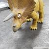 アニア トリケラトプス 角の修理方法