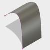 Fusion360APIでNURBS曲線を作成してみる3