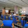 ドイツ・フランクフルト空港でプライオリティパスを使ってSKY LOUNGEを使用してきた。