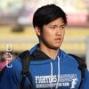 大谷翔平選手の写真