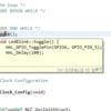 AtollicTrueStudioのC++コンバート機能を使ってSTM32 CubeMX生成プロジェクトをC++で開発