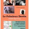 "2019/03/23 ELEKTEL Live 早稲田RiNen ""Le Fabuleux Destin(素晴らしい運命)"""