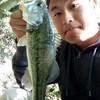 昨日のバス釣り動画(*^^*)