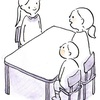 先生と面談  ~子どもが安心して集団生活に移行できる対応について~【幼稚園入園をめぐる家族の物語⑰】