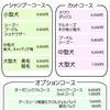 トリミング・ホテル料金改定のお知らせ