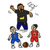 バスケットボールにおける「ダブルファウル」という都市伝説について