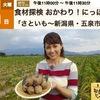 さといも: 食材探検 おかわり!にっぽん「さといも~新潟県・五泉市~」.いつにも増してどれも美味しそうな料理が紹介されていました.畑でそのまま「きぬかつぎ」.農林水産省選定郷土料理百選にも選ばれた「のっぺ(のっぺい汁)」.そして,六方むきの技さえ習得できればなんとかなりそうな「肉サトイモ」とこれをつぶして揚げた「揚げまんじゅう」----