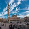 【シエナ】フィレンツェからバスで行くシエナと、シエナの観光ルート(丸1日と2時間半)
