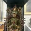 昆虫千手観音像|板倉町中央公民館内にある作品:群馬県板倉町
