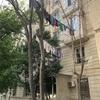 【アゼルバイジャン】公園封鎖の解除と洗濯物と横断歩道