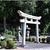 上青野・感神社(三田市)の風景 part4