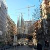 2016.12バルセロナひとり旅⑤街歩き