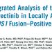 【ALKA-372-001, STARTRK-1, -2】ROS1陽性非小細胞肺がんに対するエヌトレクチニブ(ロズリートレク®)の奏効率67.1%