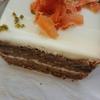 オーガニックキャロットケーキ@ガーデンハウスクラフツ