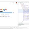 プログラム(python)からブラウザを操作してGoogle検索する方法
