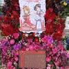 シンデレラガールズ6thLIVE ナゴヤドーム公演 大坪さん&かな子ちゃんお花企画について