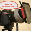 Partial soft filter (ハーフソフトフィルター) は星景写真撮影に大変便利だがクセもある!包括的にレビューします。