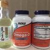 オメガ3を摂って、脳力、筋力をアップさせよう!