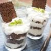 チョコチップクッキーで作る簡単スイーツ!クッキーパフェの作り方・レシピ