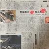 日本経済新聞に載りました