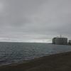 6/19 第27ラウンド 5:30~9:00  石狩湾新港花畔カーブ ガスタンク横 16度 霧雨