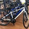 旧モデル値下げ!お求めやすいクロスバイク!