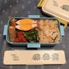 家弁 鮭と大葉の混ぜごはんとズボラおかず