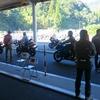 国内メーカーのバイク試乗会に行ってきた。