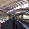 ロサンゼルス空港で乗り継ぎ