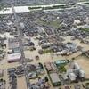 西日本大雨 広島で被害大 市街冠水 脱線、崖崩れも