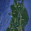 都道府県の境界線変更案(道州制ライク)