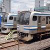 JR東京通勤五方面の電車・総武線・4回目 緊急事態宣言