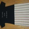 Tシャツと布で作る部屋着♪