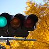 信号「青・黄・赤」青は緑ですけど?