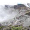 【箱根山】箱根山では7月頃から山体の膨張を示すとみられる地殻変動を観測!過去には2015年にごく小規模の水蒸気噴火も発生!噴火警戒レベル1(活火山であることに留意)も油断は出来ない!