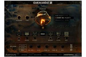 シネマティック・パーカッション音源HEAVYOCITY Damage 2がリリース