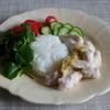 41冊目『がんばりすぎないごはん』から4回めはクイック海南鶏飯