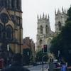 ドラクエらしい風景を求めて イギリス・ヨーク編UK York