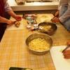 〈ひびき〉お菓子教室「スイートポテト作り」