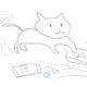 「文才」と私たちの「ネコ」の話