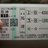 阪神競馬場(ガンサリュート 6走目)