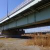 2018年2月7日(水)荒川河口ルーティン 全ての橋を渡れ 82.7km Part 2/4