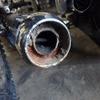 YB90 3号機 オイルタンク、オイルポンプ清掃