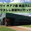 #7ハワイ旅行記2017 オアフ産 絶品ラム酒 KoHana マヌレレディスティラーズ蒸留所へ行ってきました。