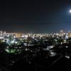 今日の1枚 ~ベランダから眺める神戸の夜景~